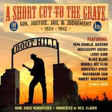 A Short Cut To The Grave, 4 CDs