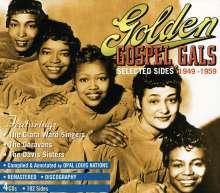 Golden Gospel Gals 1949-1959, 4 CDs