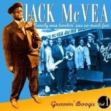 Jack McVea: Rarely Was Honkin' Sax So Much Fun, 4 CDs