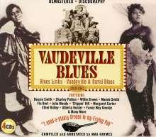 VAUDEVILLE BLUES, 4 CDs