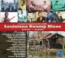 Louisiana Swamp Blues, 4 CDs