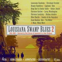 Swamp Blues 2, 4 CDs