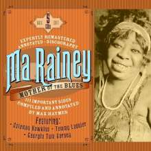 Ma Rainey: Mother Of The Blues, 5 CDs