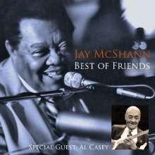 Jay McShann & Al Casey: Best Of Friends, CD