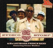Fernest Arceneaux: Zydeco Stomp, CD