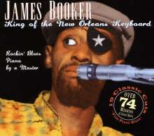 James Booker: King Of The New Orleans Keyboard, CD