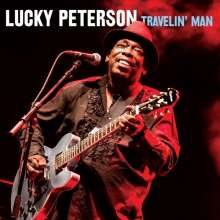 Lucky Peterson: Travelin' Man, CD