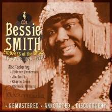 Bessie Smith: Empress Of The Blues Vol. 2, 4 CDs