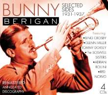 Bunny Berigan (1908-1942): Selected Sides, 4 CDs