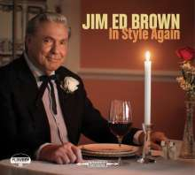 Jim Ed Brown: In Style Again, CD