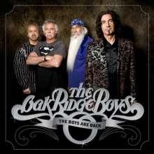 Oak Ridge Boys: Boys Are Back, CD