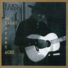 Vern Gosdin: 24 Karat Heartache, CD