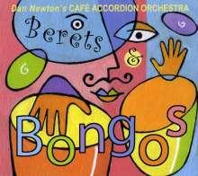 Café Accordion Orchestra: Berets & Bongos, CD