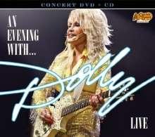 Dolly Parton: An Evening With Dolly Parton 2008 (CD + DVD), 1 CD und 1 DVD