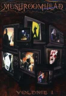 Mushroomhead: Volume 1, DVD