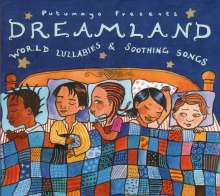 Dreamland - World Lullabies & Soothing Songs, CD