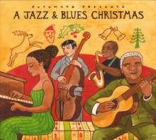 A Jazz & Blues Christmas, CD
