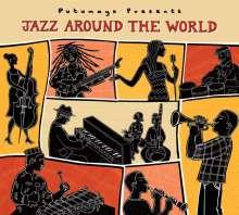 Putumayo Presents: Jazz Around The World, CD
