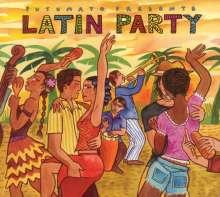 Latin Party, CD