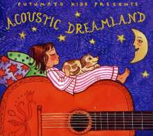 Acoustic Dreamland, CD