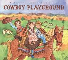 Putumayo Kids Presents: Cowboy Playground, CD