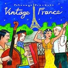 Vintage France, CD