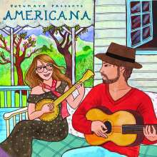 Americana, CD