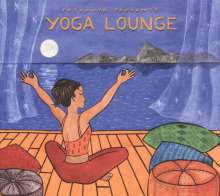 Yoga Lounge, CD