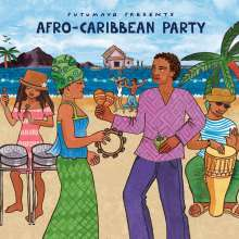 Afro-Caribbean Party, CD
