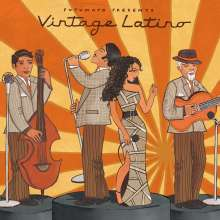 Vintage Latino, CD