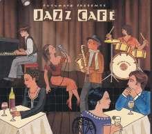 Jazz Cafe, CD