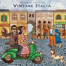 Putumayo Presents Vintage Italia, CD