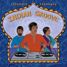 Putumayo Presents: Indian Groove, CD
