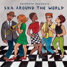 Putumayo Presents Ska Around The World, CD