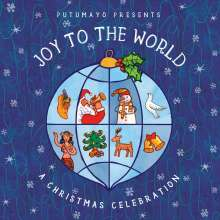 Joy To The World: A Christmas Celebration, CD