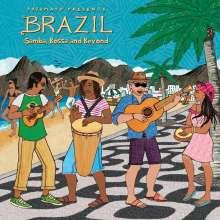Brazil: Samba Bossa & Beyond!, CD