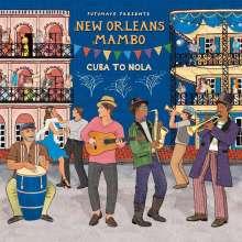 New Orleans Mambo, CD