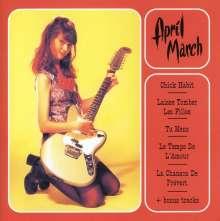 April March: Chick Habit, CD