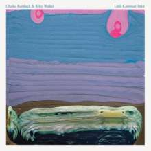 Charles Rumback & Ryley Walker: Little Common Twist (Limited Edition) (Clear Vinyl), LP
