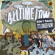 All Time Low: Don't Panic: It's Longer Now! (Limited Edition) (Colored Vinyl), 2 LPs
