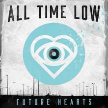 All Time Low: Future Hearts (Limited Edition) (Light Blue Vinyl), LP