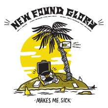 New Found Glory: Makes Me Sick, CD