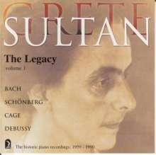 Grete Sultan - The Legacy Vol.1, 2 CDs