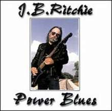 J.B. Ritchie: Power Blues, CD