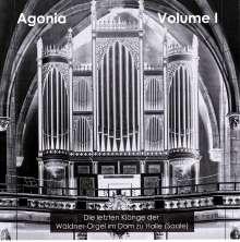 Agonia Vol.1, CD