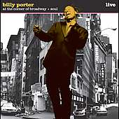 Billy Porter: At The Corner Of Broadway & So, CD