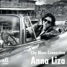 City Blues Connection: Anna Liza, CD
