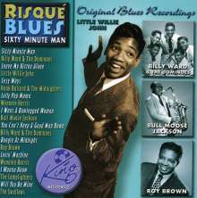 Risque Blues-Sixty Minute Man, CD