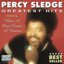 Percy Sledge: Greatest Hits, CD