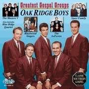 Greatest Gospel Groups, CD